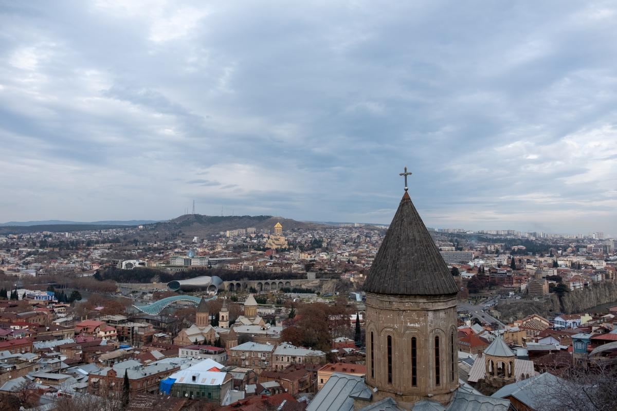 Tiflis Şehir Rehberi